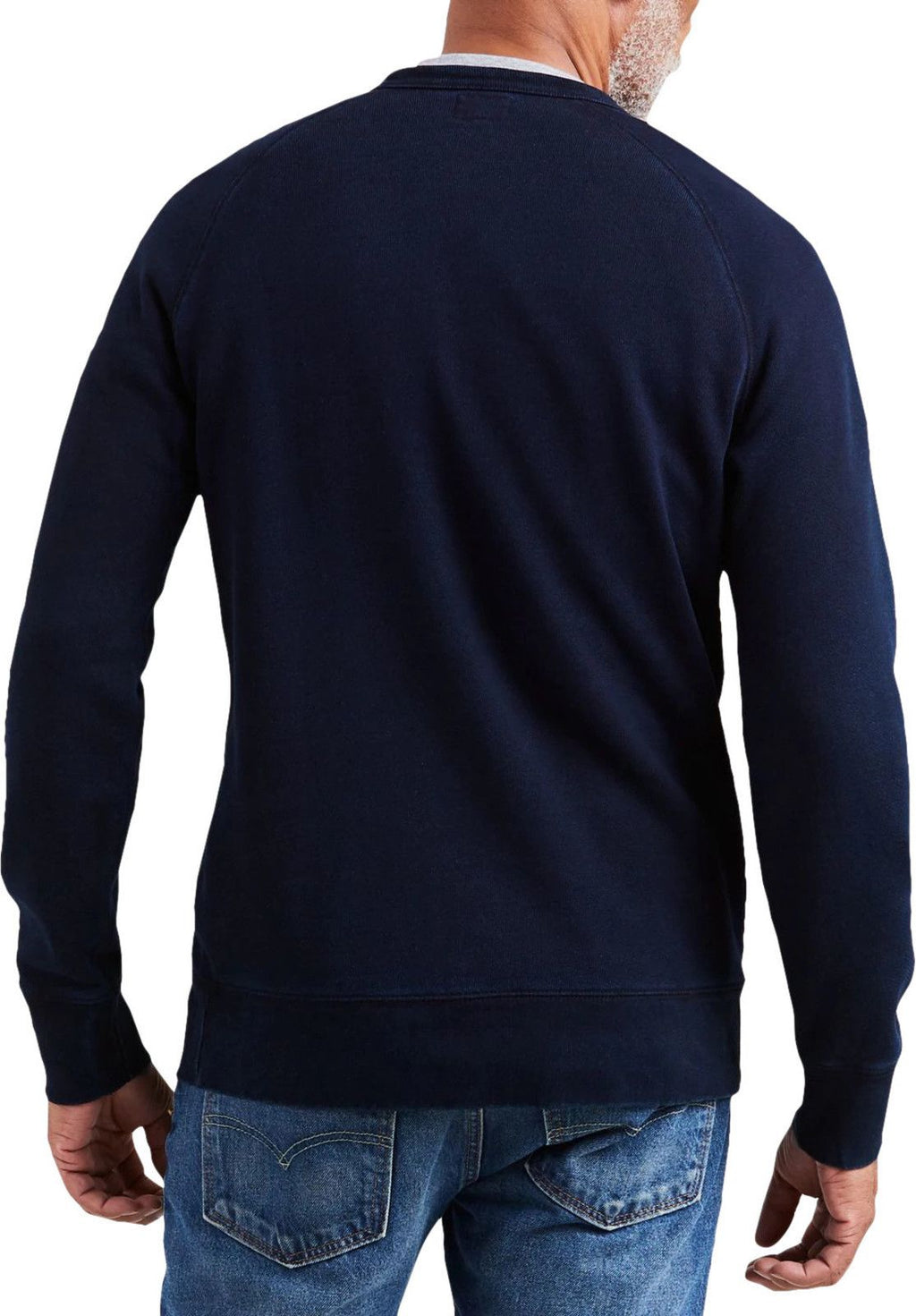 Levi's Original Housemark Sweatshirt Blue