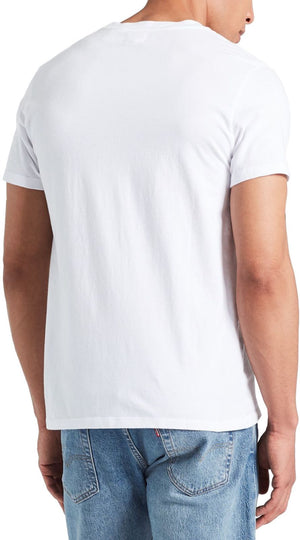 Levi's Original Housemark T-Shirt White