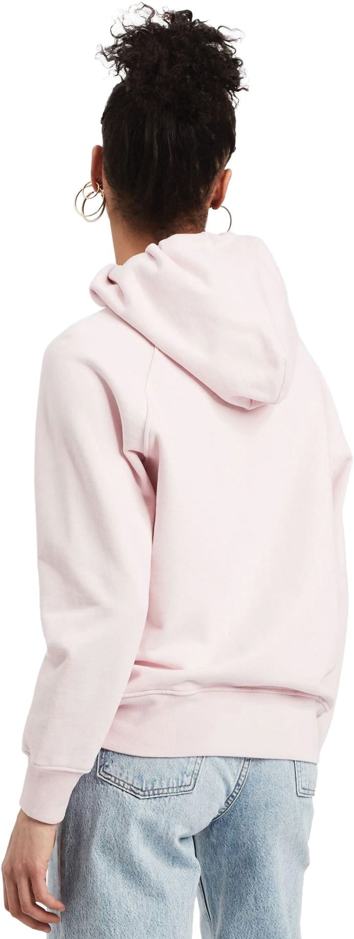 Levi's Graphic Sport Baby Tab Hoodie Pink