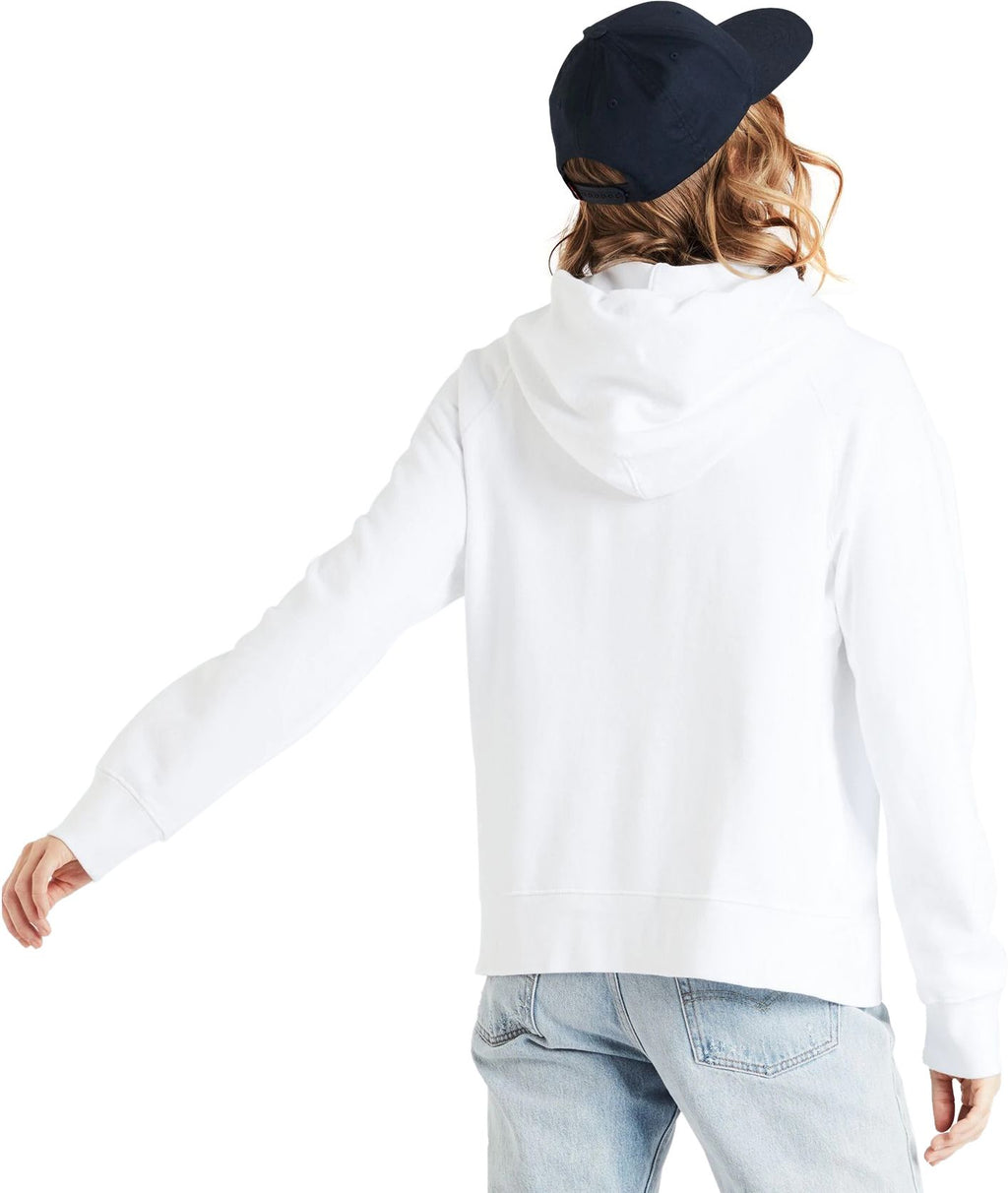 Levi's Women's Graphic Sport Hoodie White