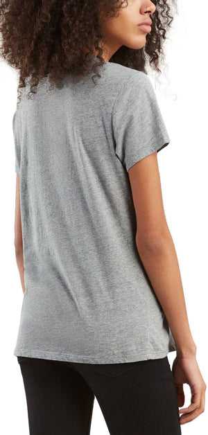 Levi's Women's Perfect Graphic T-Shirt Grey
