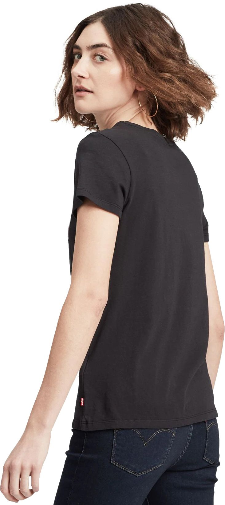 Levi's Women's The Perfect T-Shirt Black