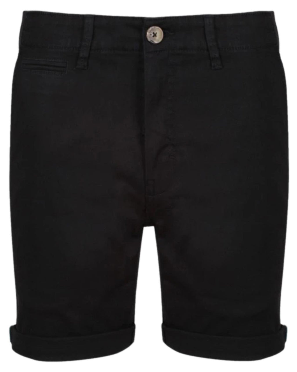 Luke 1977 Corblimey Chino Shorts Black
