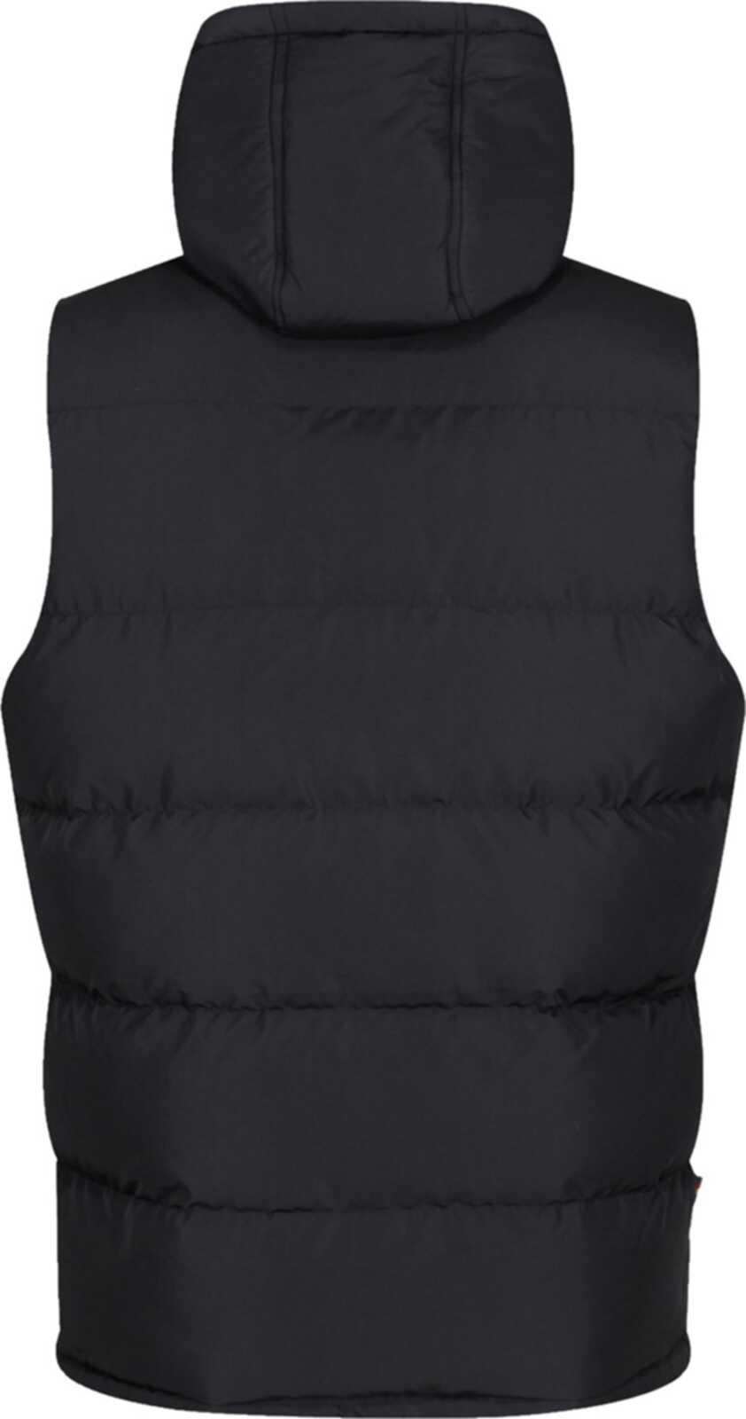 Luke 1977 Egrit Padded Gilet Black
