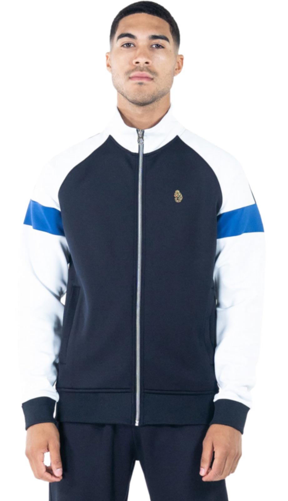 Luke 1977 Kas 3 Track Top Navy