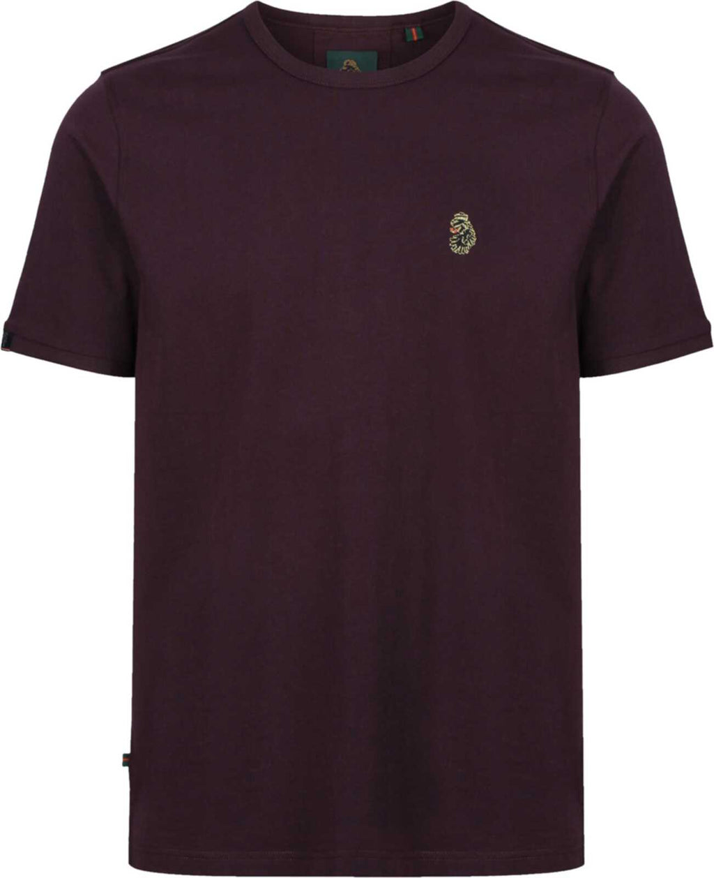 Luke 1977 Traffs T-Shirt Burgundy