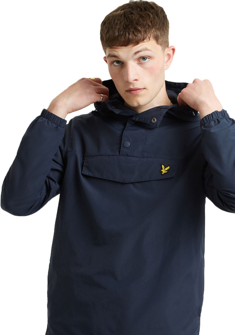 Lyle & Scott Anorak Popover Hooded Jacket