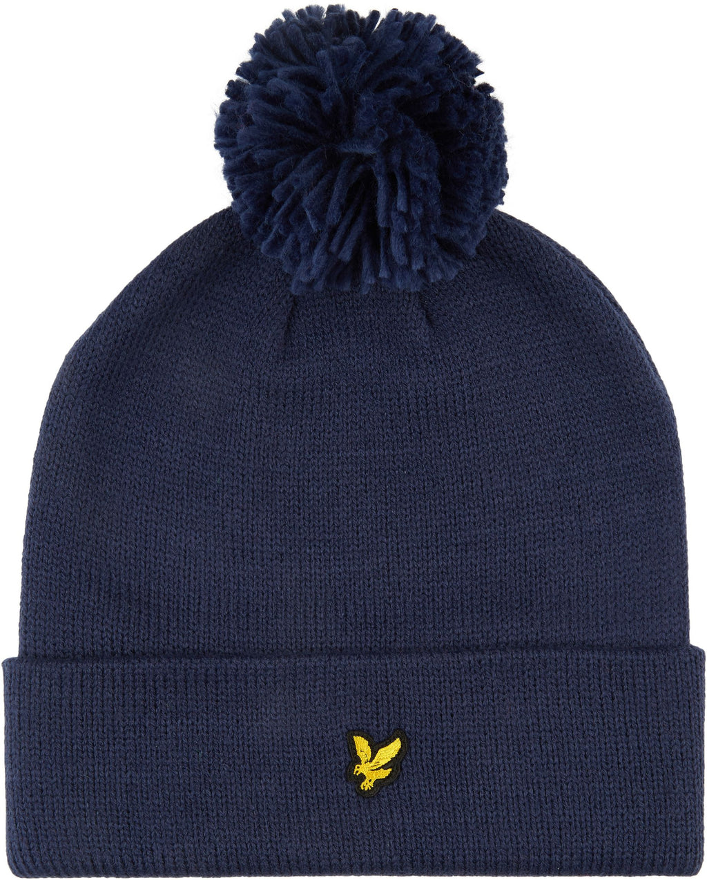 Lyle & Scott Bobble Beanie Hat