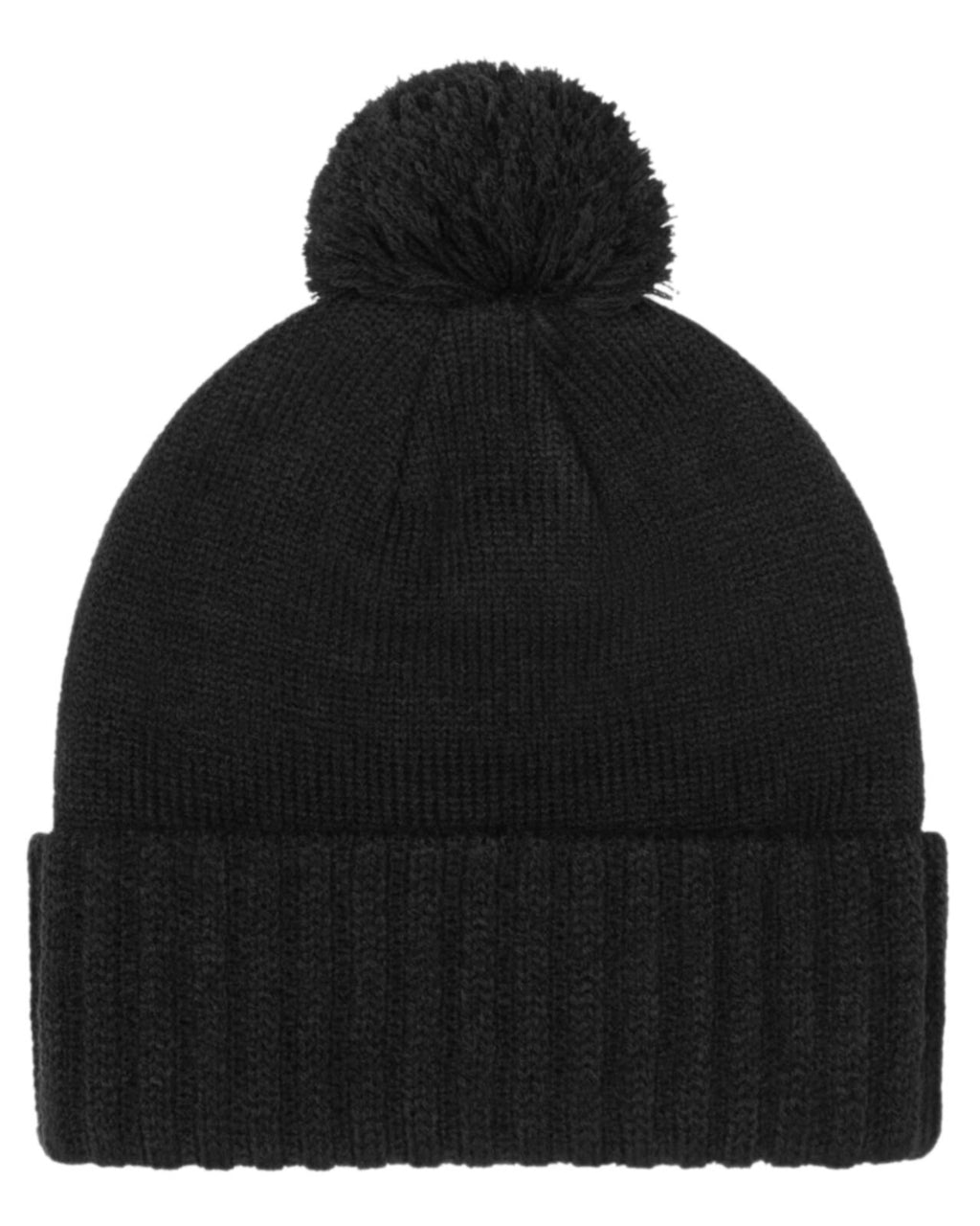 Lyle & Scott Bobble Beanie Hat Black