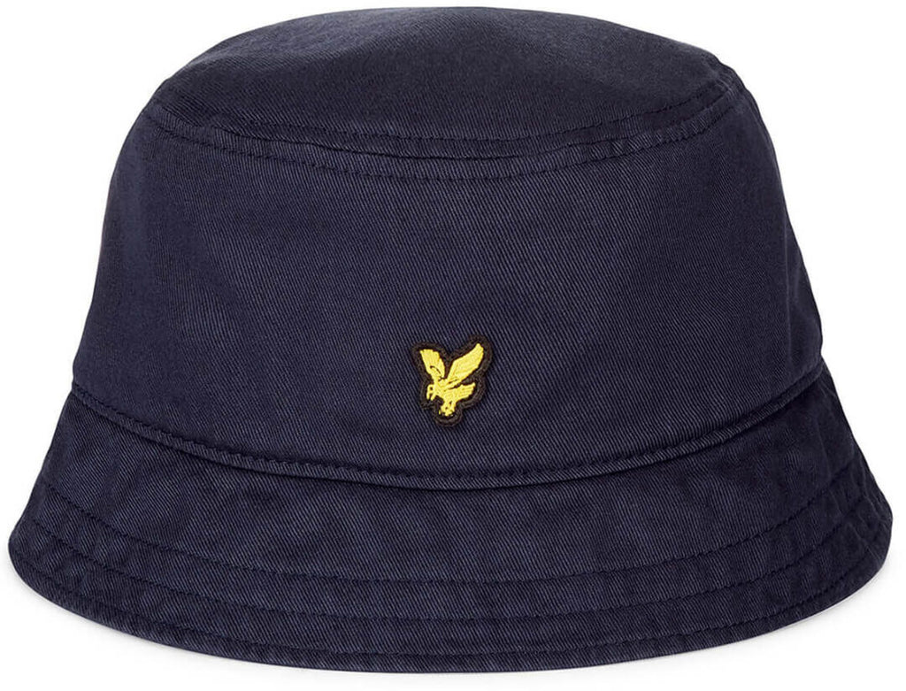Lyle & Scott Bucket Hat Navy