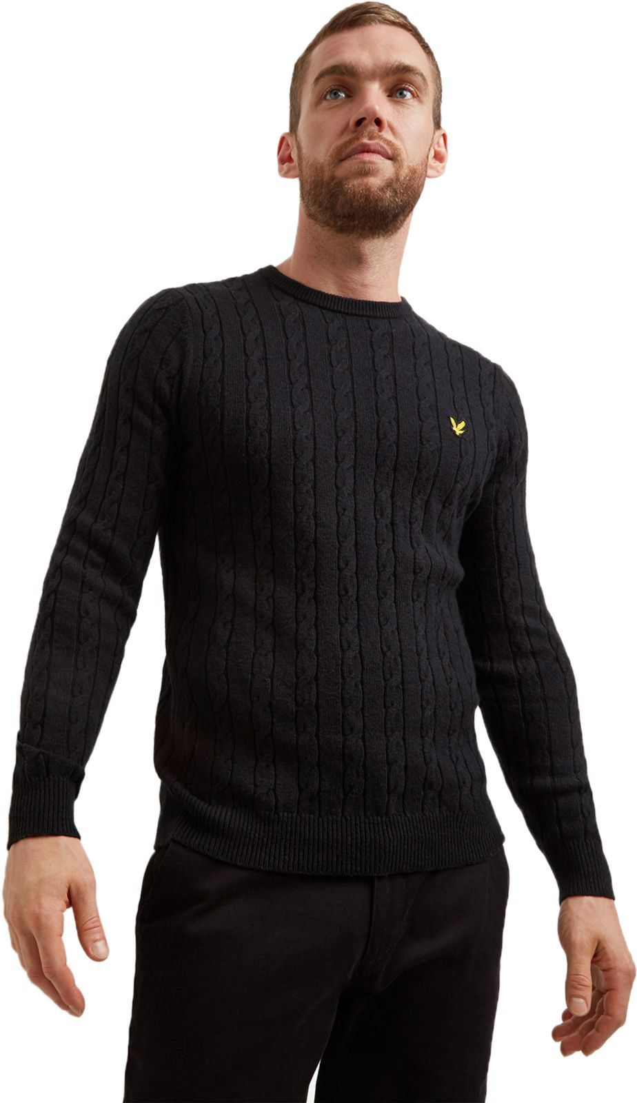 Lyle & Scott Cable Knit Jumper
