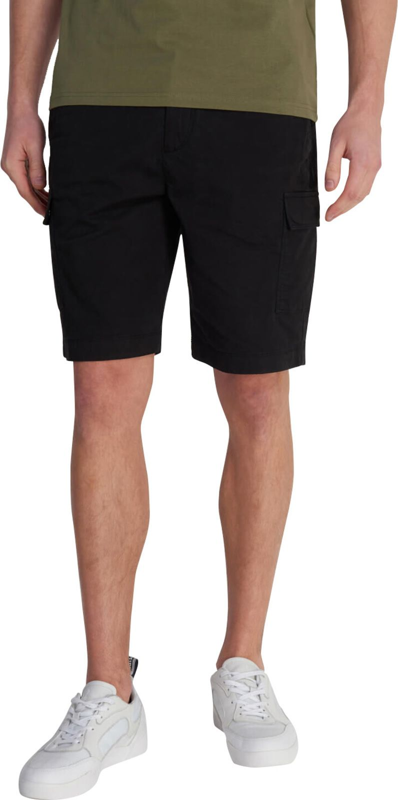 Lyle & Scott Cargo Shorts Black