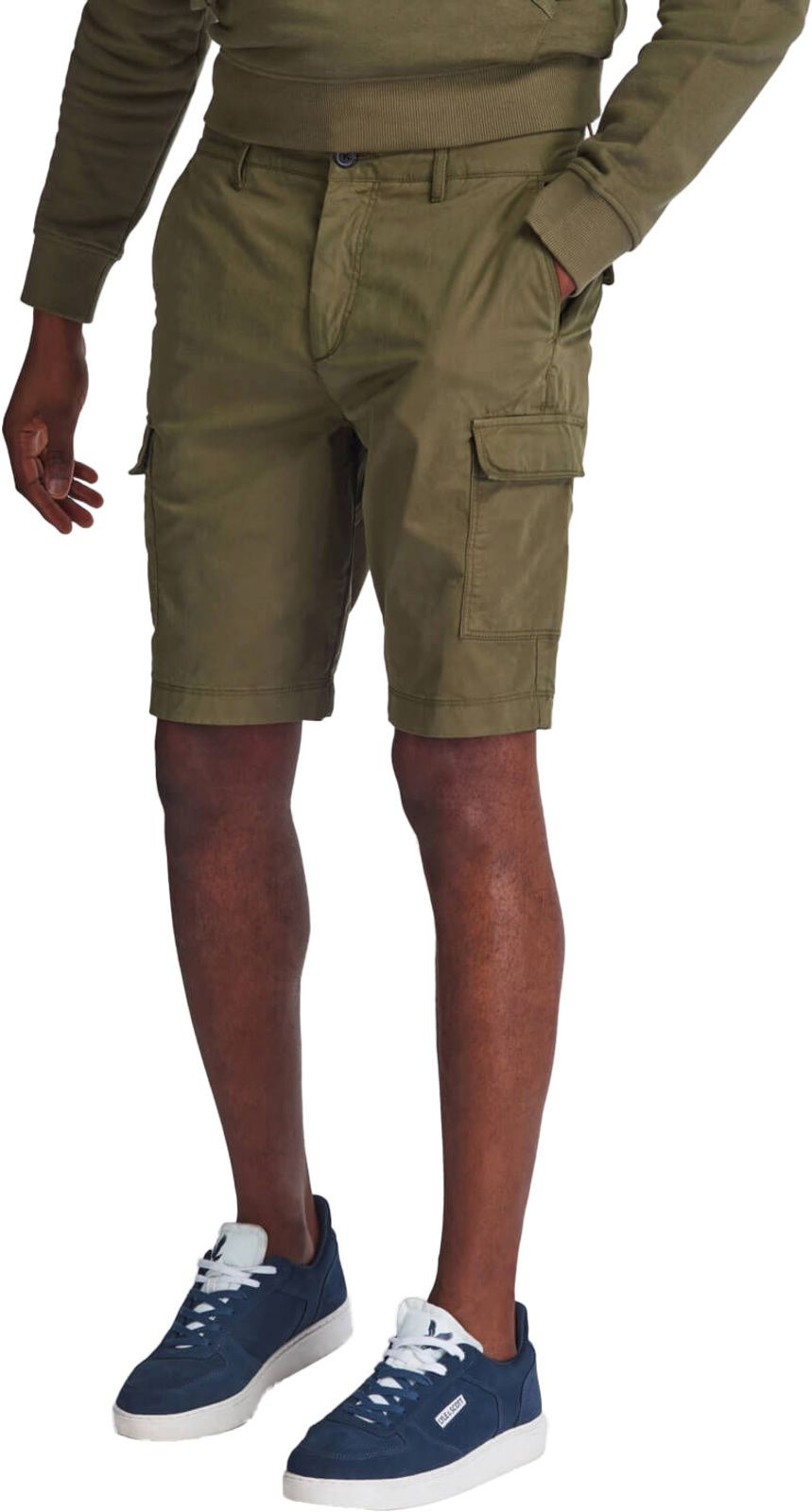 Lyle & Scott Cargo Shorts Khaki