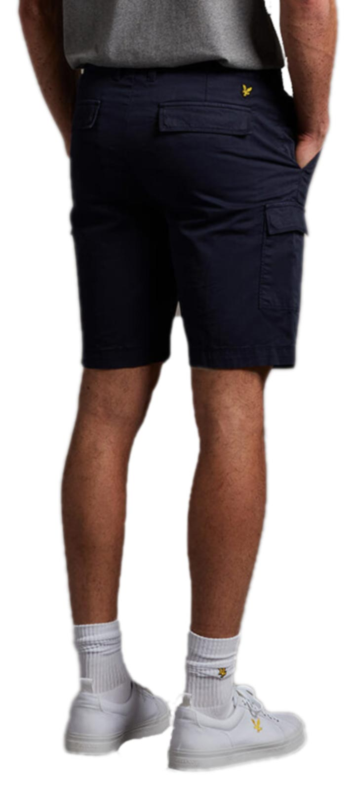 Lyle & Scott Cargo Shorts SS21 Navy