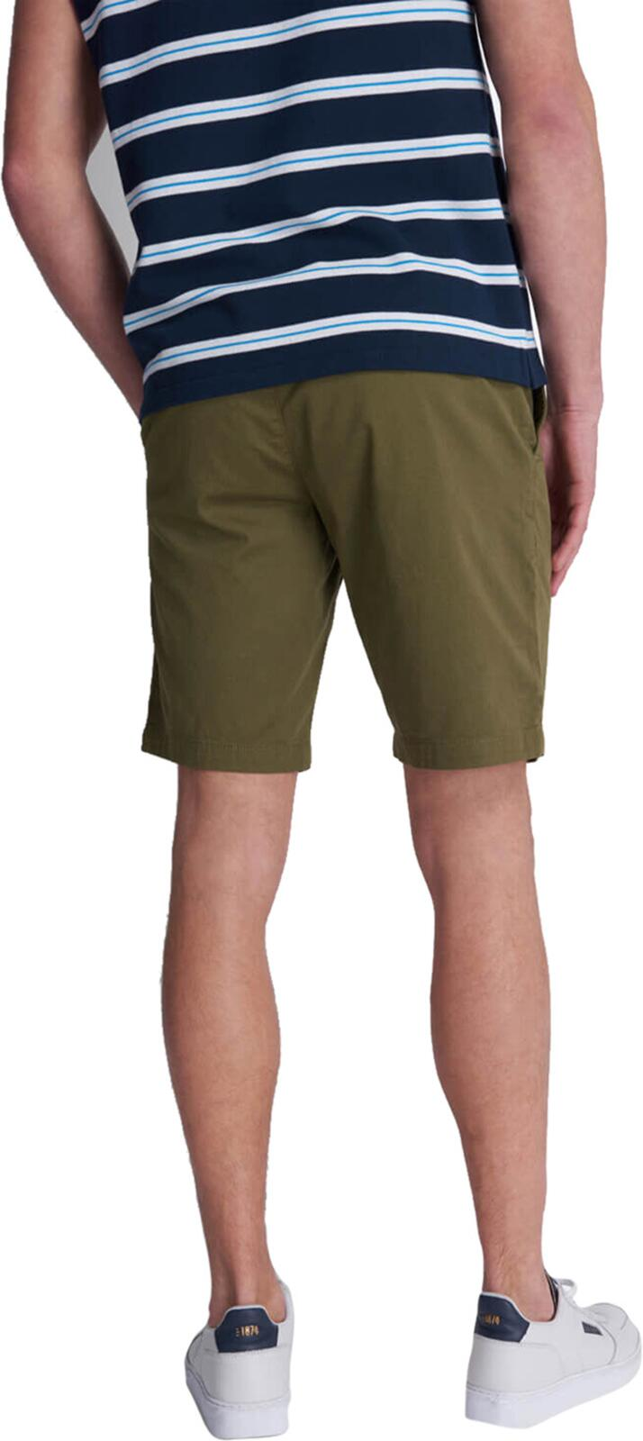 Lyle & Scott Chino Shorts Khaki
