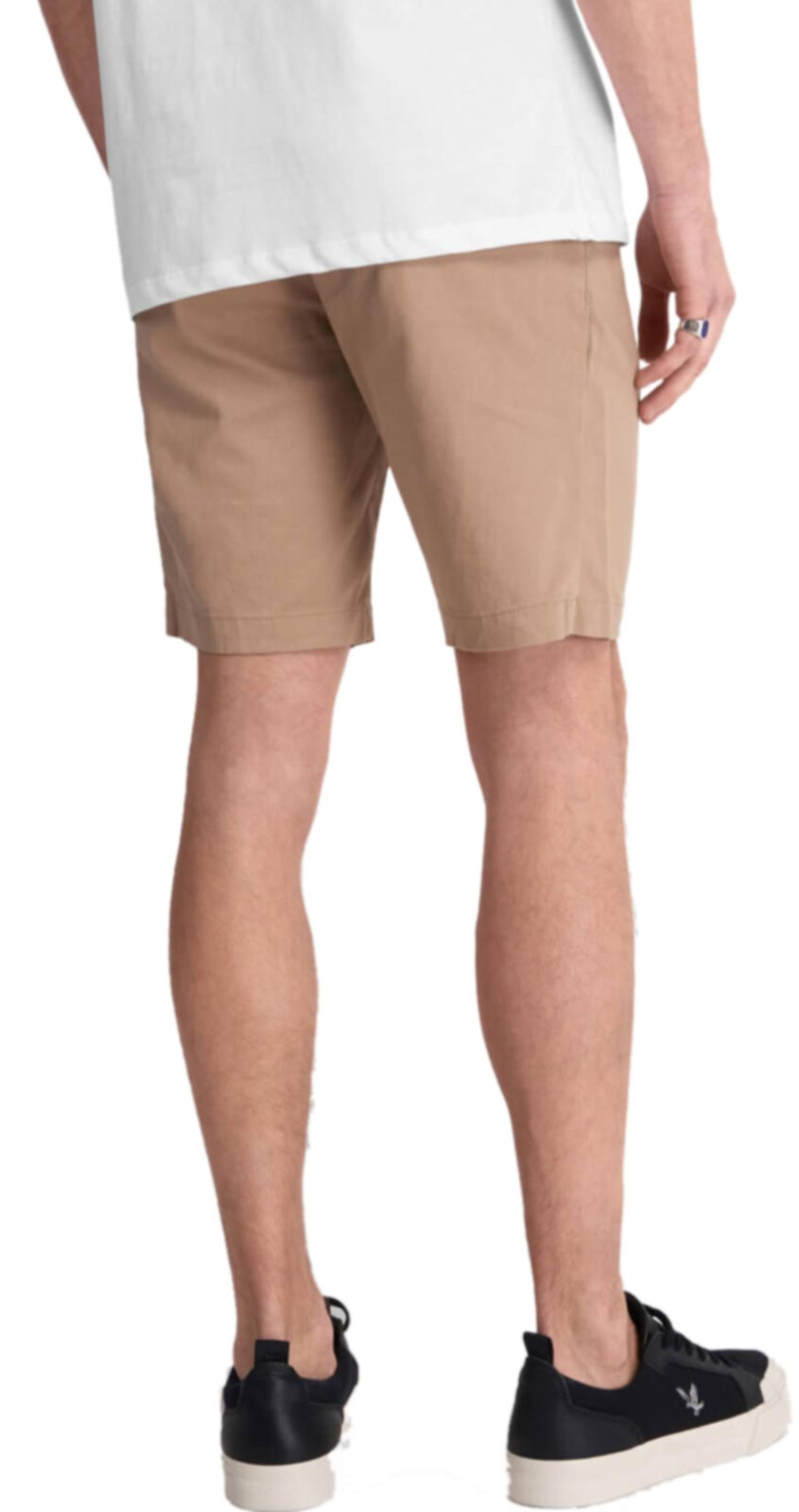 Lyle & Scott Chino Shorts SS21 Beige