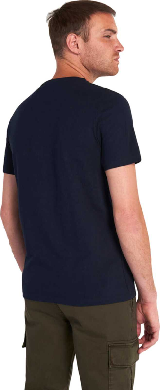 Lyle & Scott Embroidered Eagle T-Shirt Navy