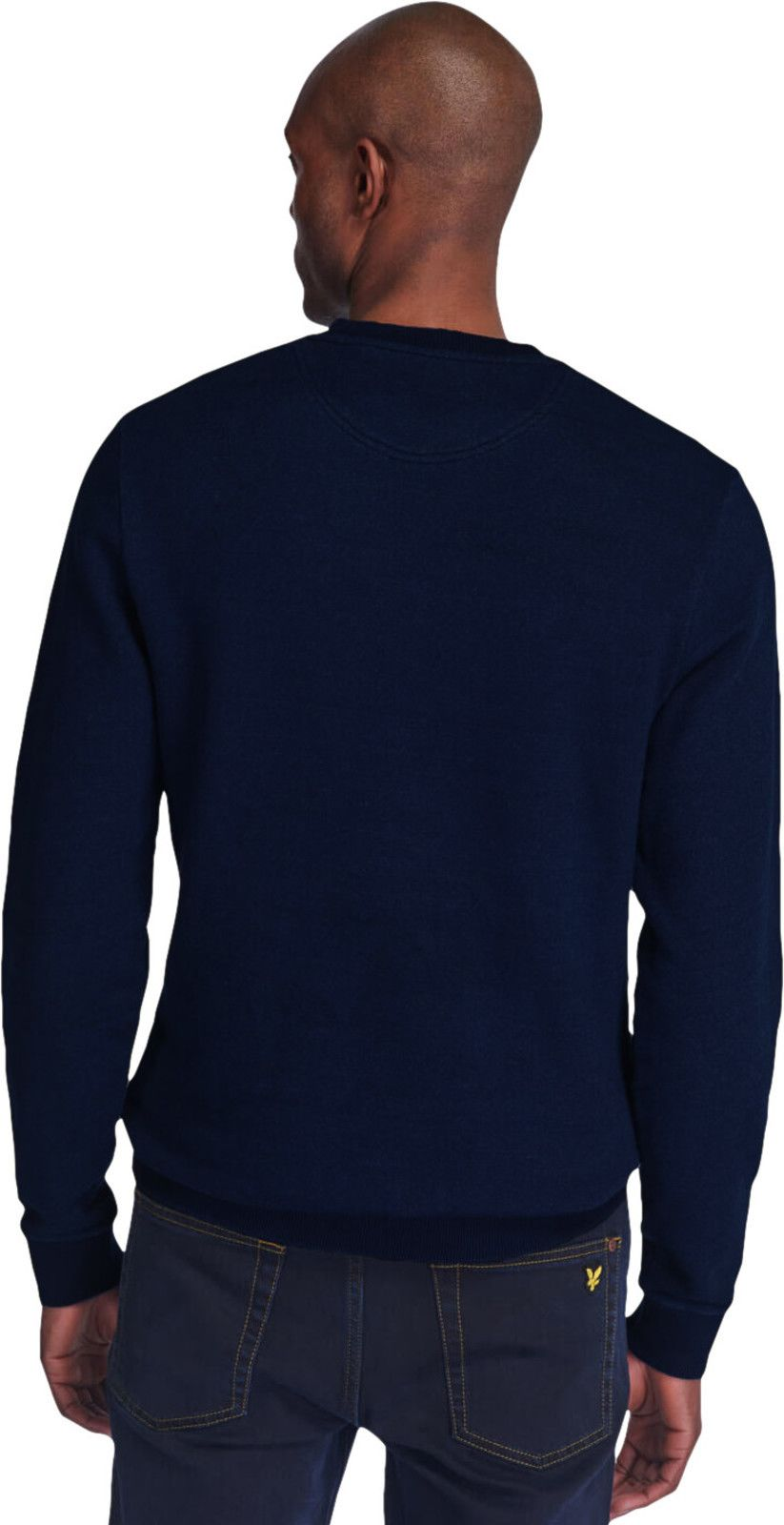Lyle & Scott Indigo Sweatshirt Navy