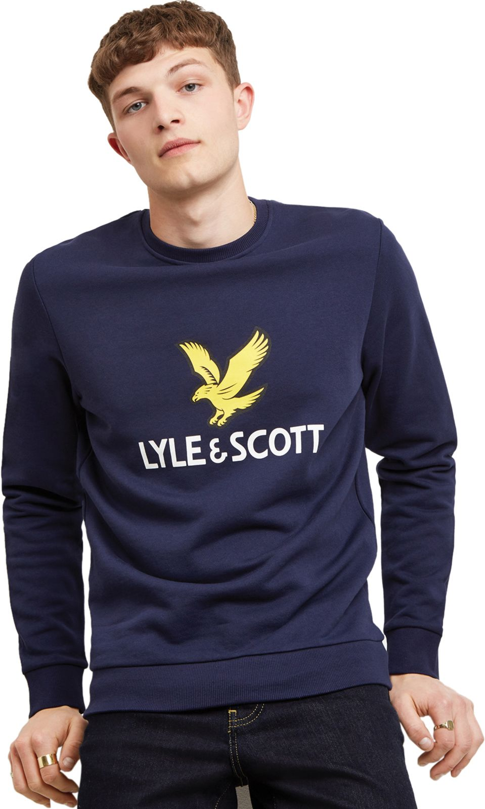 Lyle & Scott Logo Sweatshirt