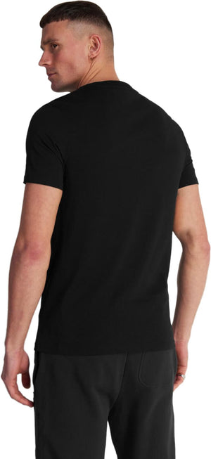 Lyle & Scott Logo T-Shirt Black