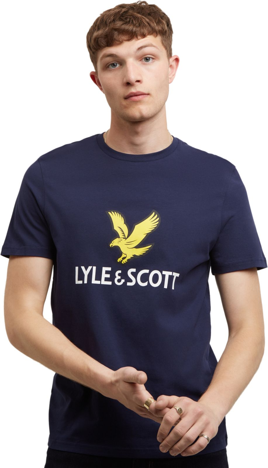 Lyle & Scott Logo T-Shirt