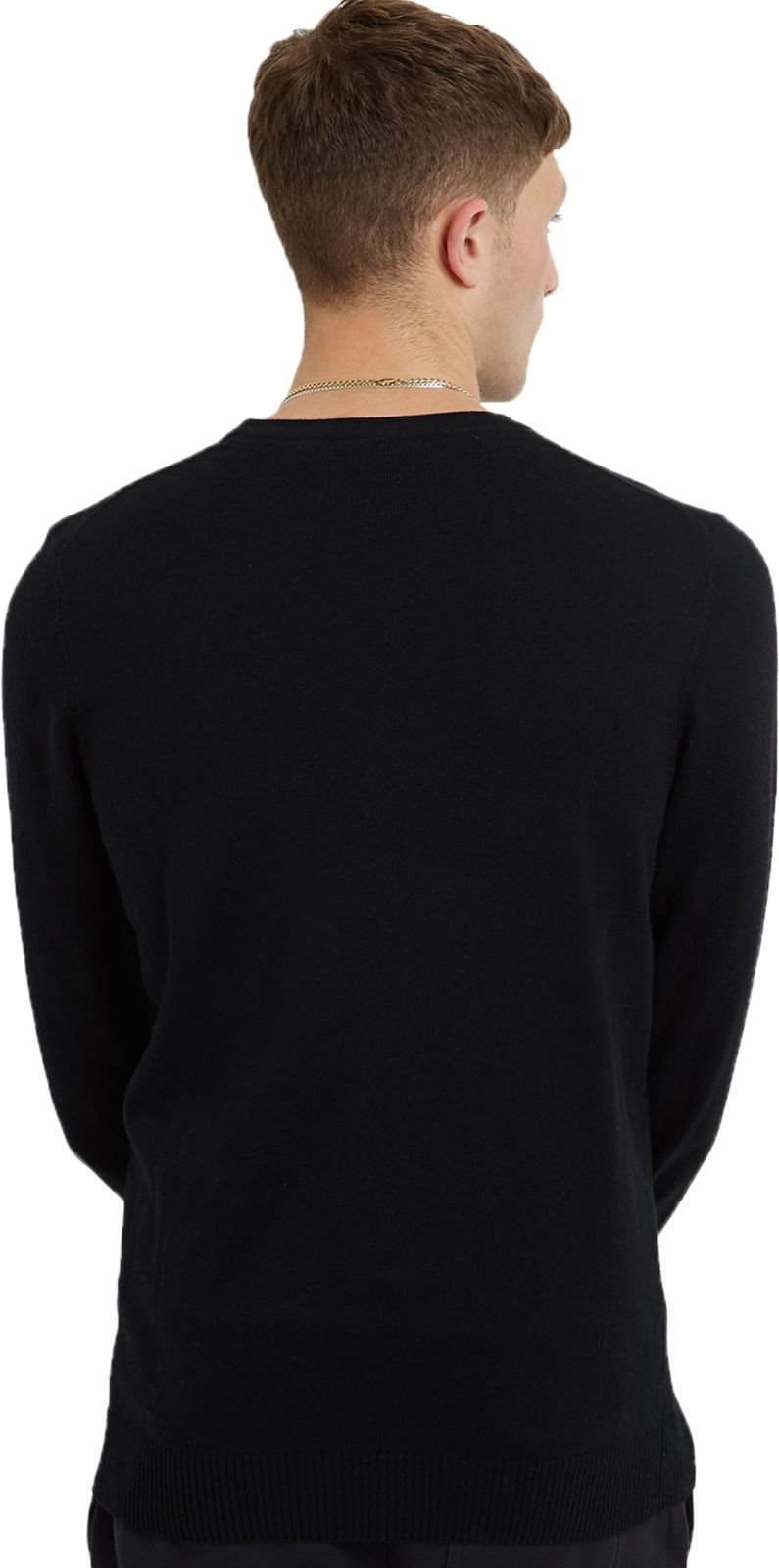 Lyle & Scott Merino Cotton Knit Jumper