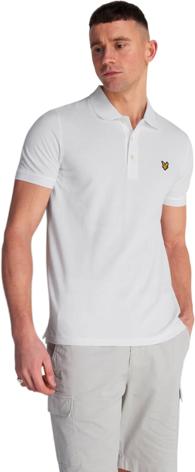 Lyle & Scott Polo Shirt White
