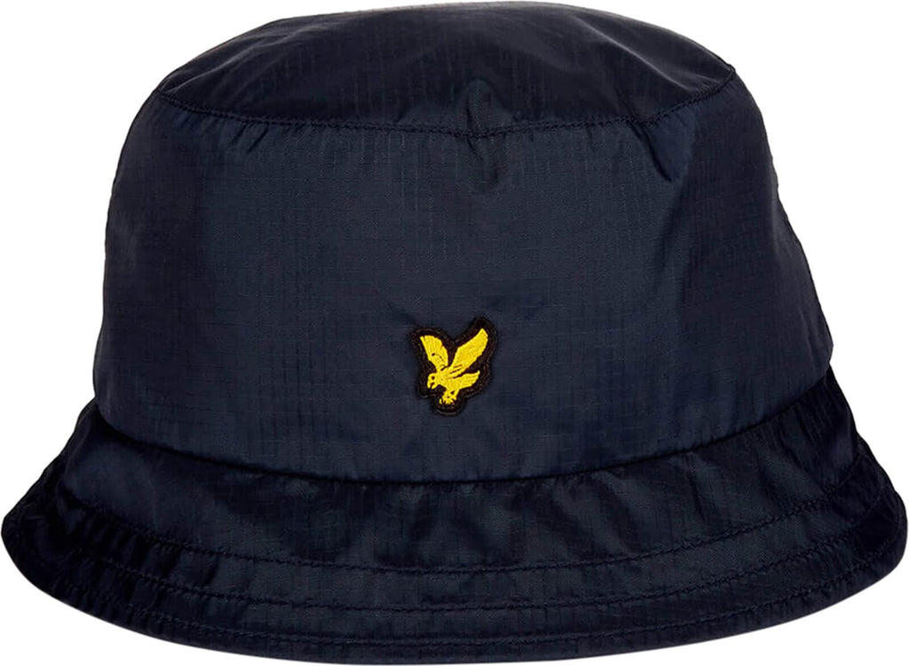 Lyle & Scott Ripstop Bucket Hat	Dark Navy