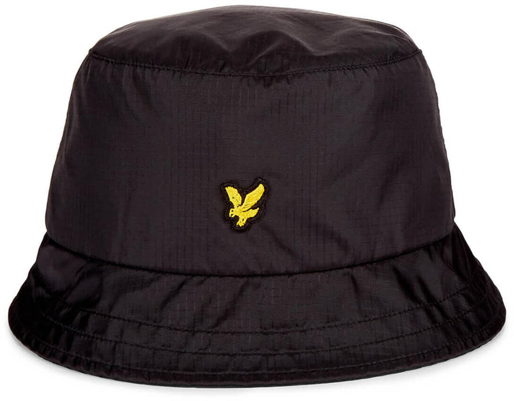 Lyle & Scott Ripstop Bucket Hat	True Black