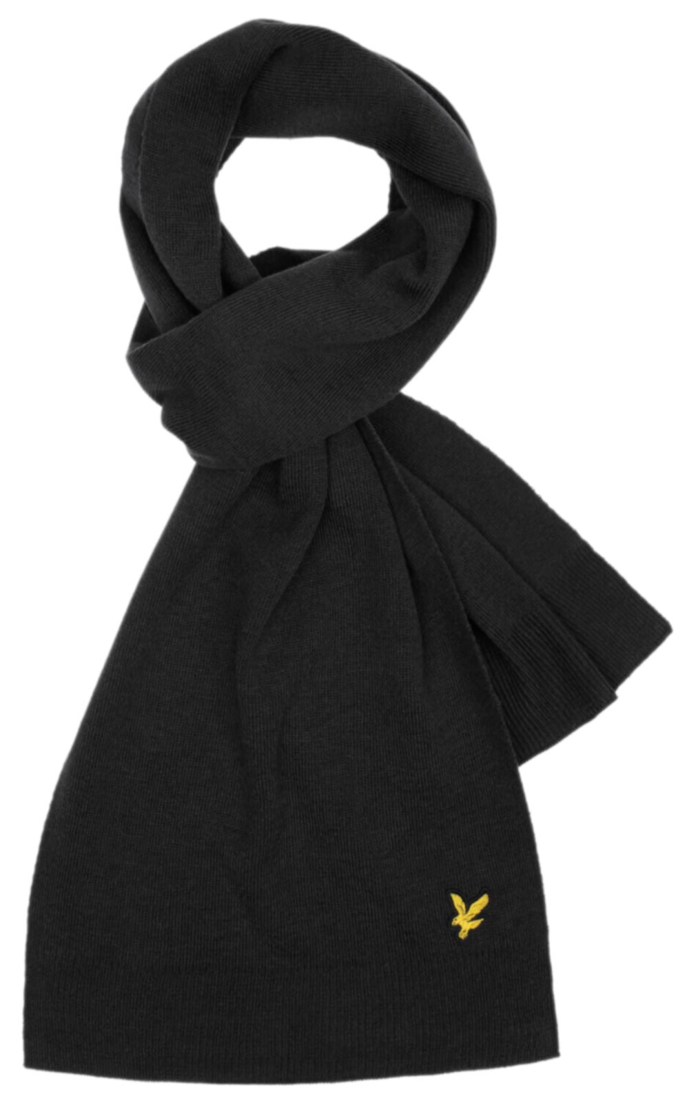 Lyle & Scott Scarf Black
