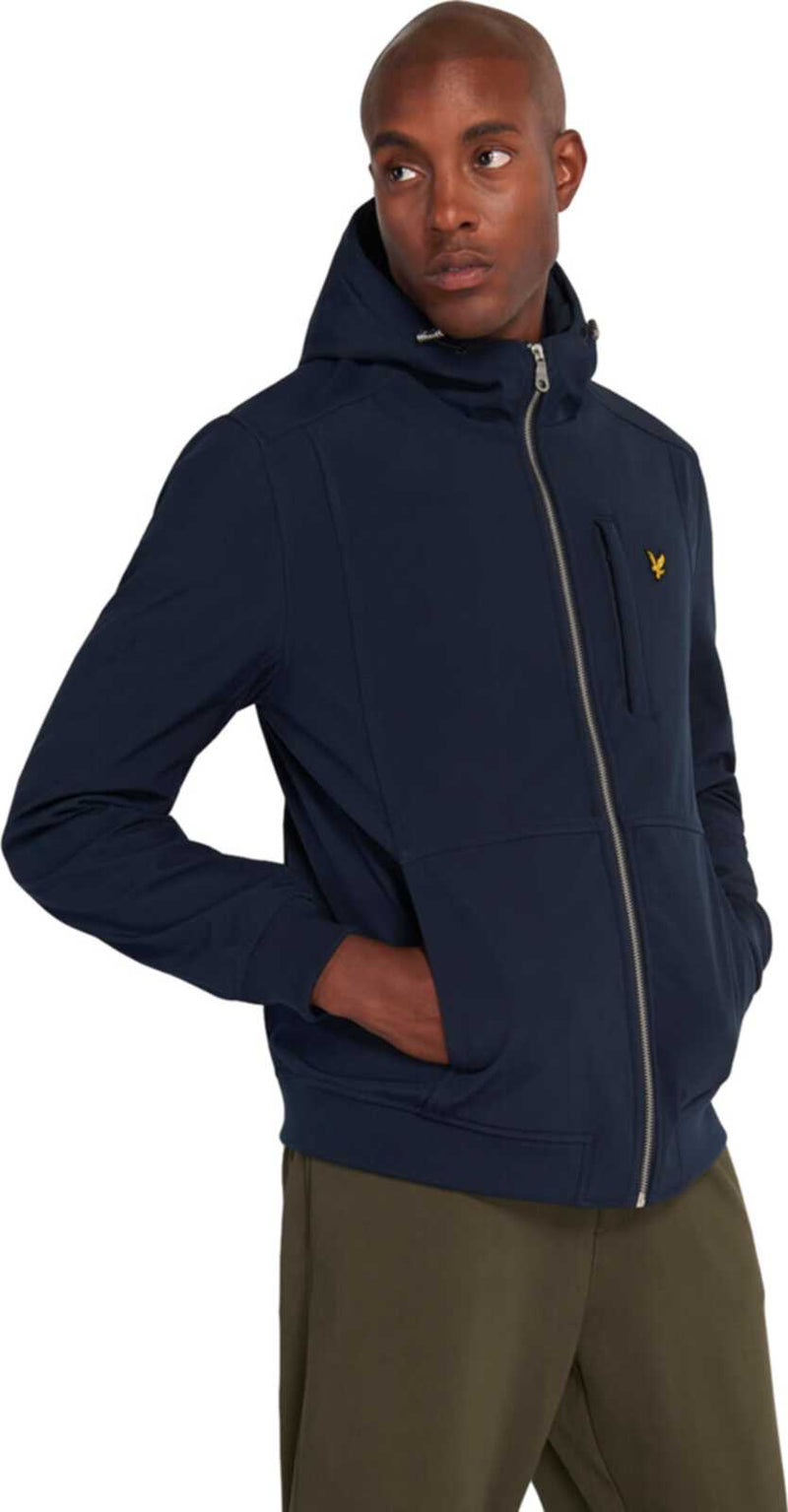 Lyle & Scott Softshell Jacket Navy