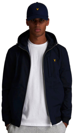 Lyle & Scott Softshell Jacket SS21 Navy