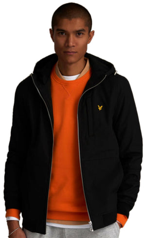 Lyle & Scott Softshell Jacket SS21 Black