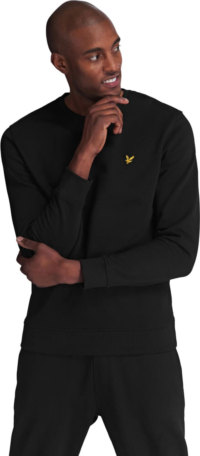 Lyle & Scott Sweatshirt Black