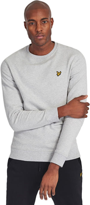 Lyle & Scott Sweatshirt Light Grey