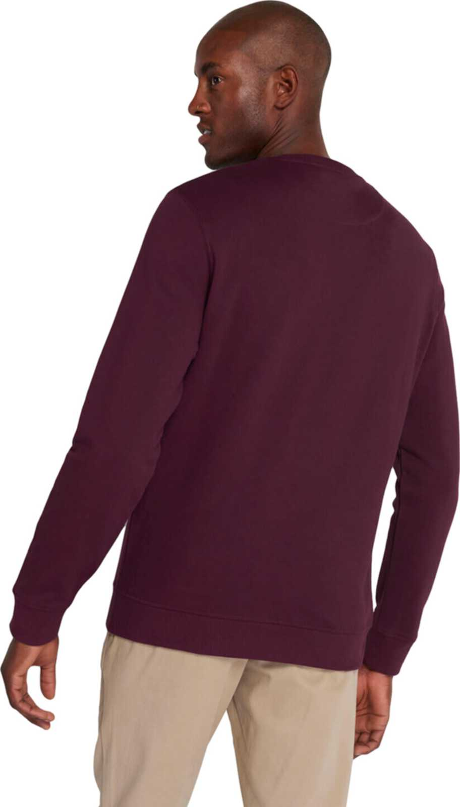 Lyle & Scott Sweatshirt Burgundy