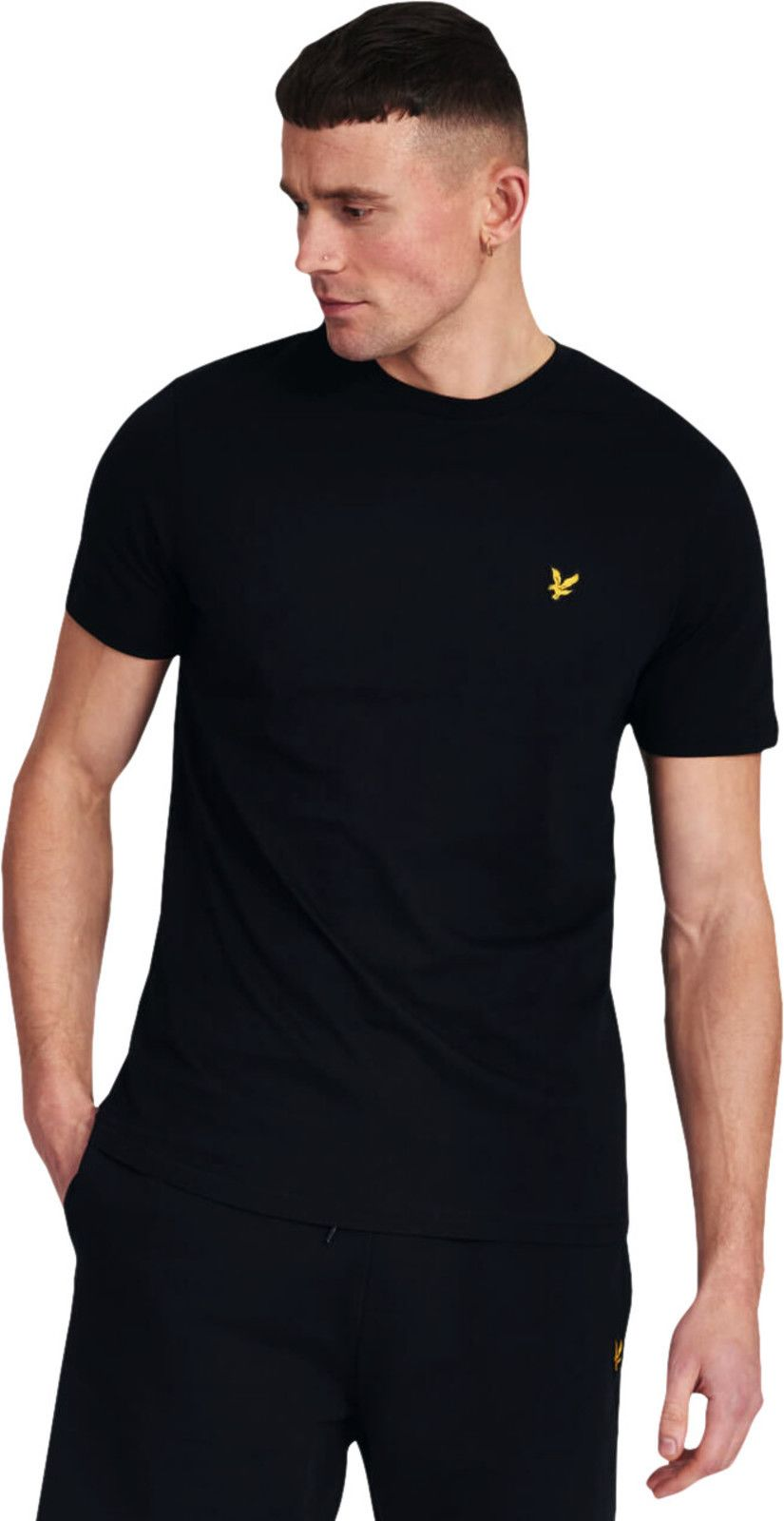 Lyle & Scott T-Shirt Black