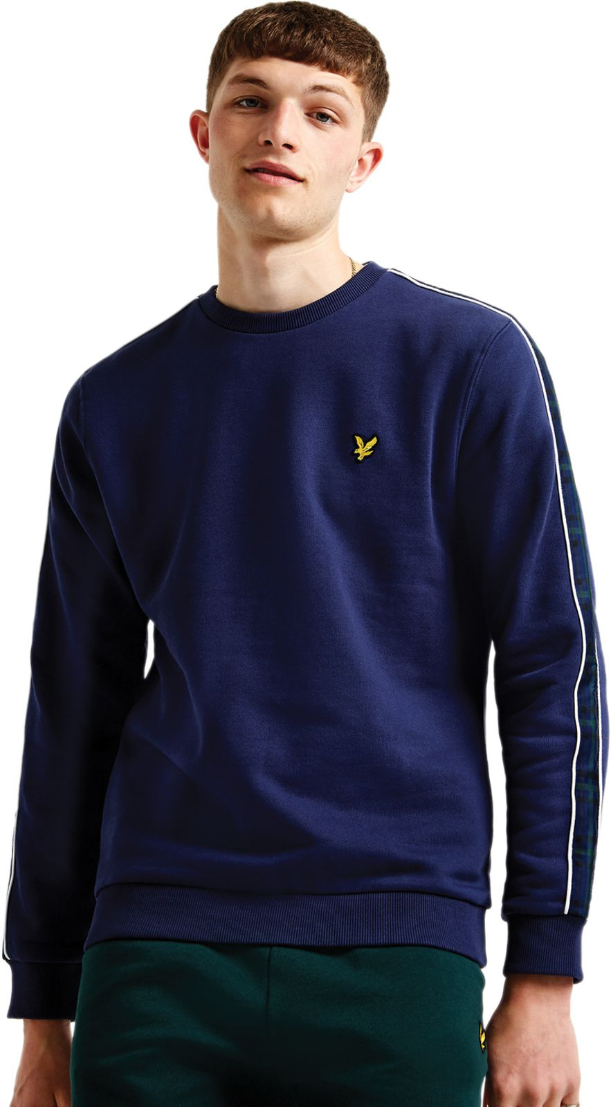 Lyle & Scott Taped Sweatshirt