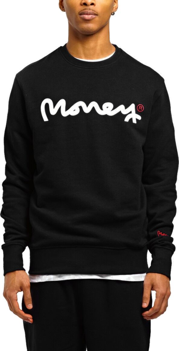 Money Chop Sig Ape Sweatshirt Black