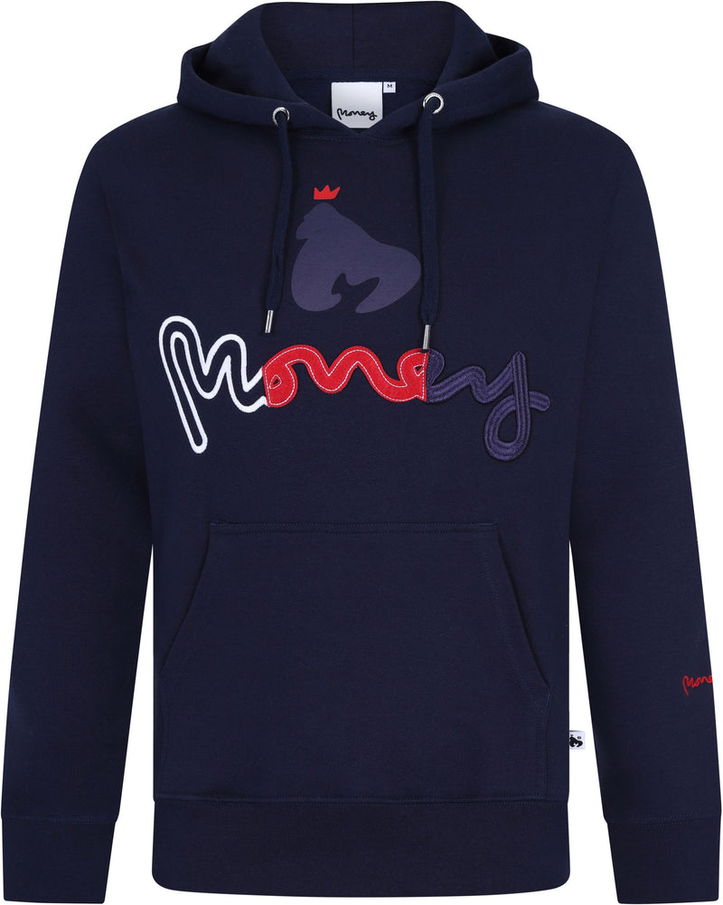Money Combo Mix Hoodie