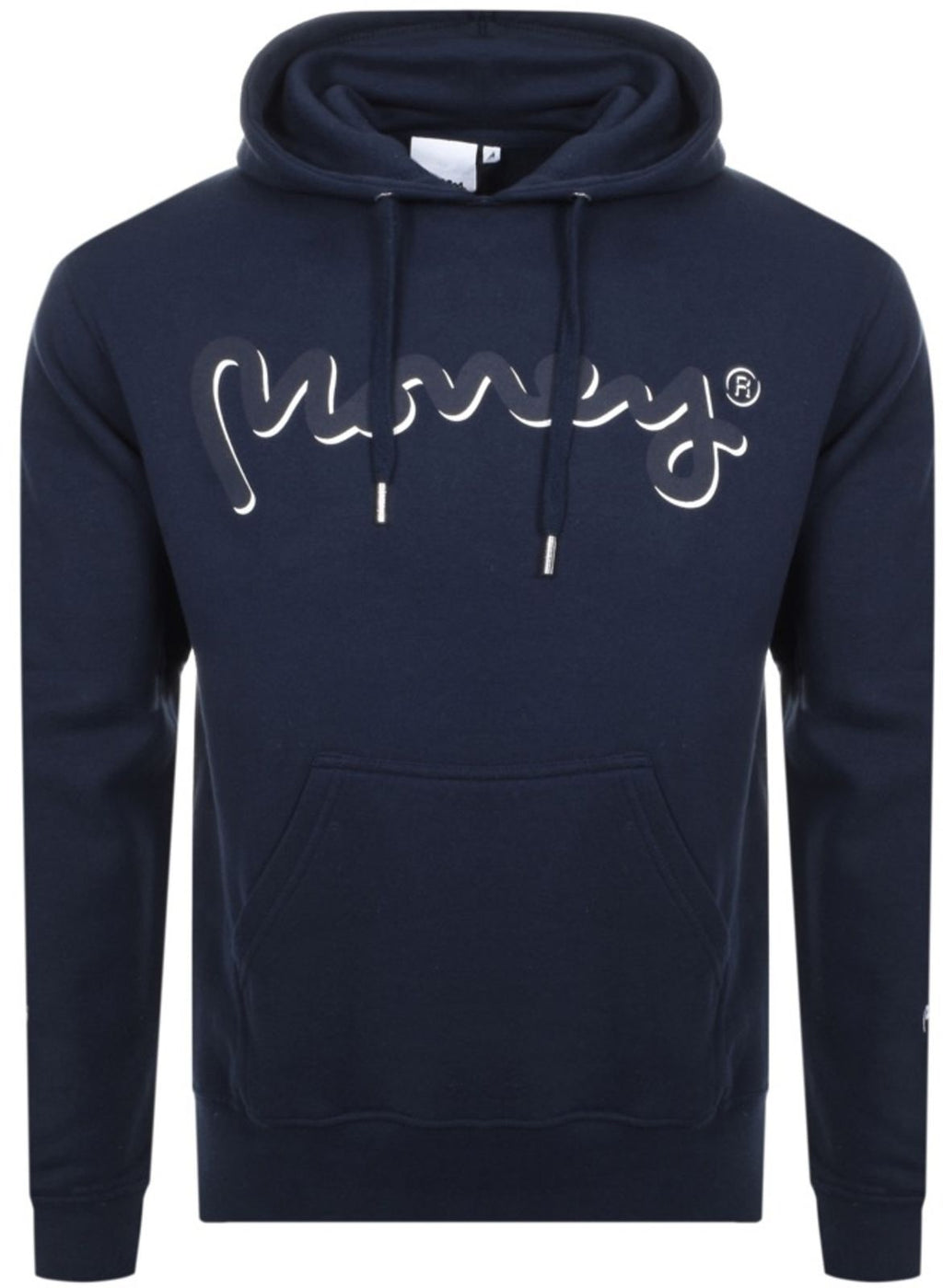 Money Shadow Sig Ape Hooded Tracksuit Blue