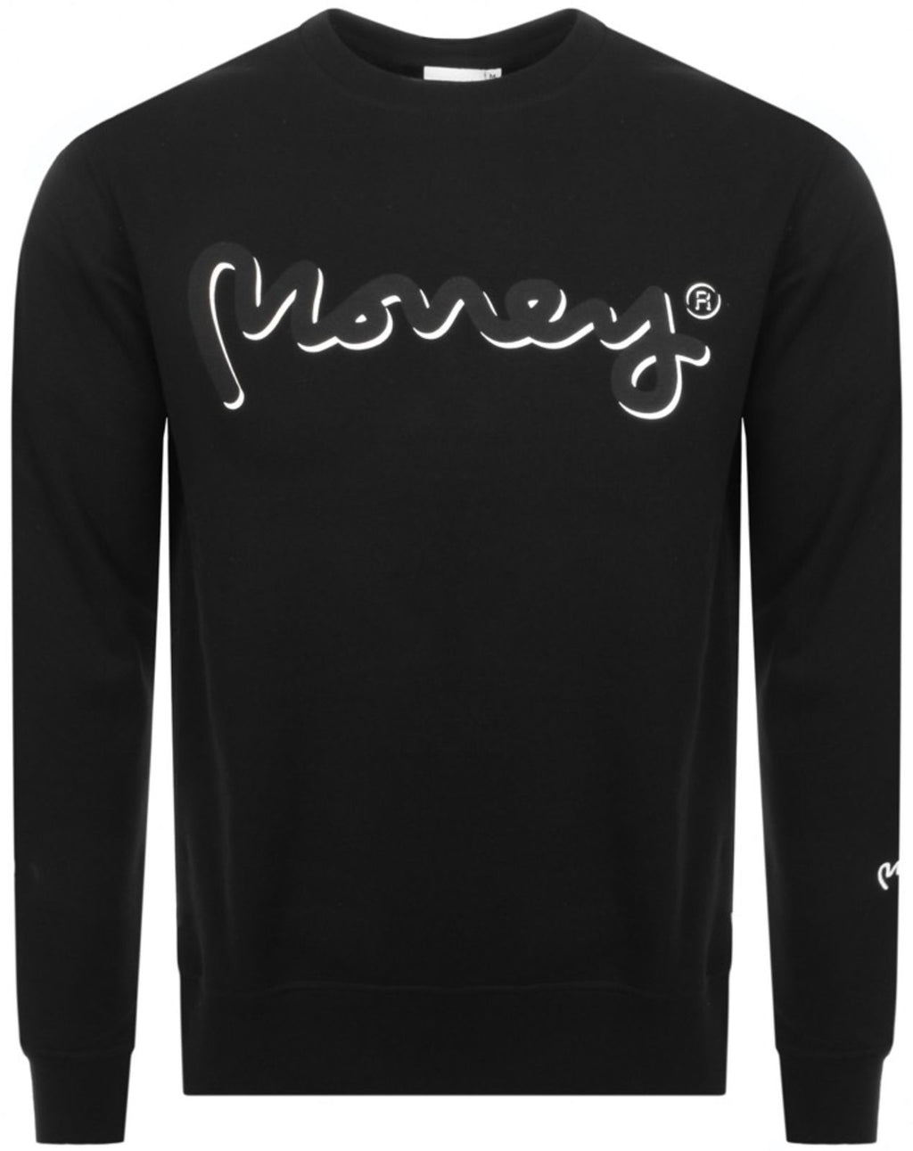 Money Shadow Sig Ape Sweat Tracksuit Black