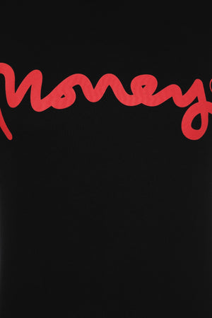 Money Sig Ape T-Shirt Black