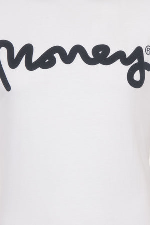 Money Sig Ape T-Shirt White