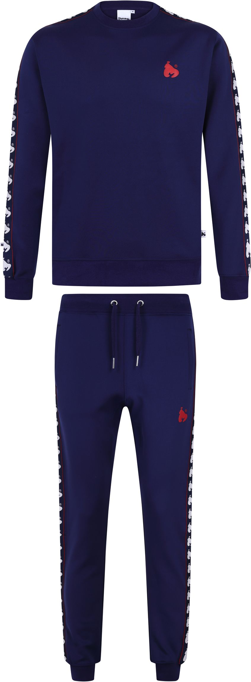 Money Sig Link Tape Sweat Tracksuit