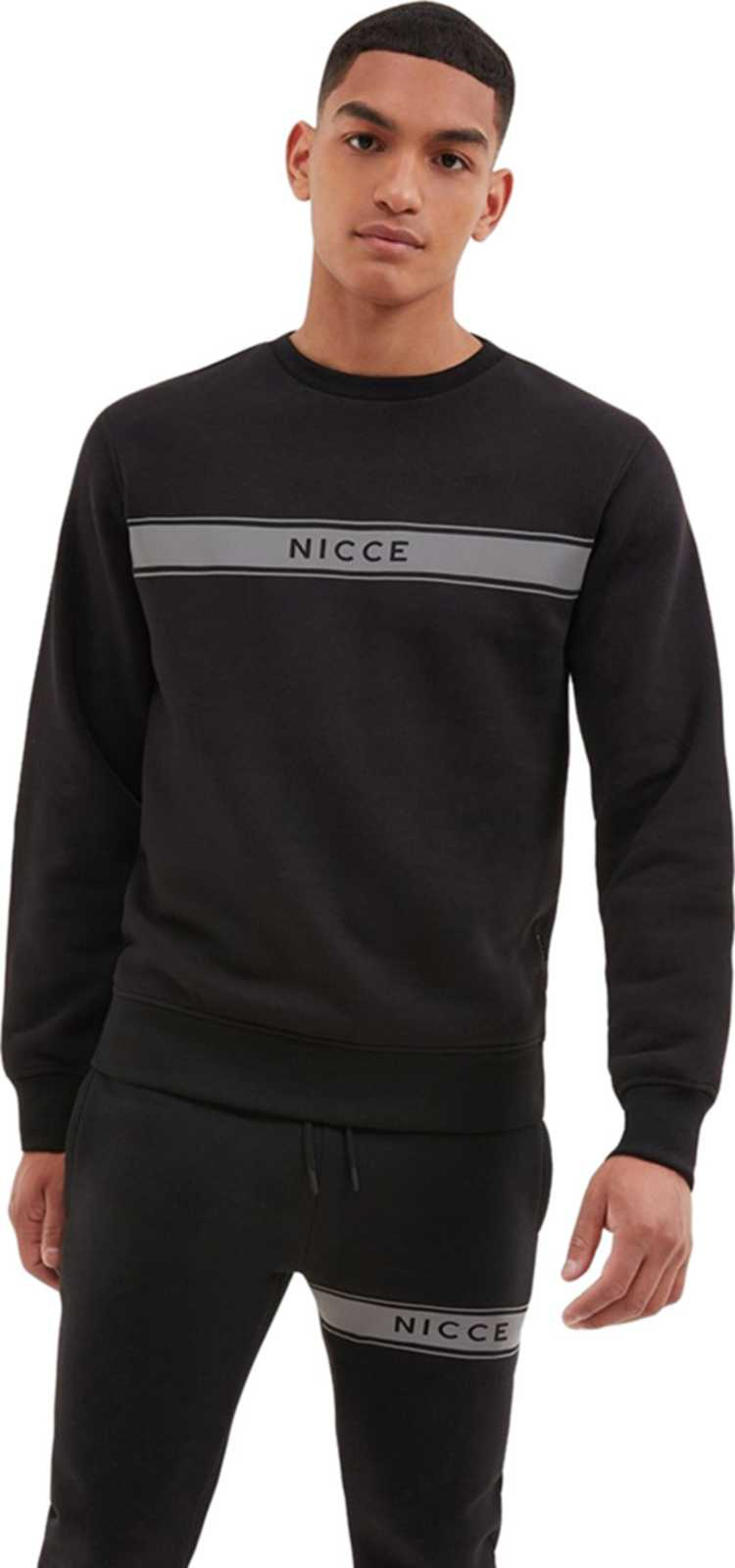 NICCE Axiom Sweatshirt Black