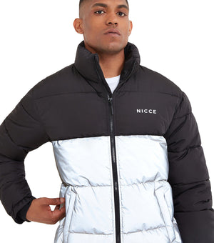 NICCE-Deca-Padded-Jacket-Black