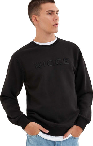 NICCE Mercury Sweatshirt Black