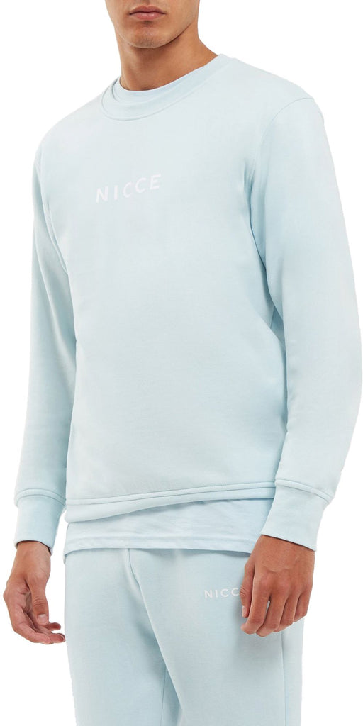 NICCE Original Centre Logo Sweatshirt Blue