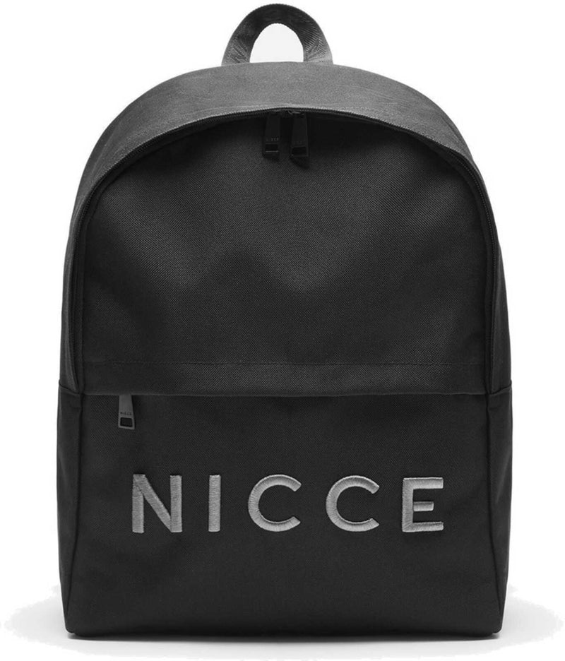 NICCE Osmium Backpack Bag Black
